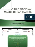 3.- La Auditoría Integral