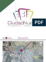 Proyecto Ciudad Nueva