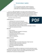 Planeacion Financiera Mercado de Dinero y Capital Nere&Nora