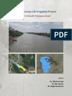 Project Analysis of kaleshwaram