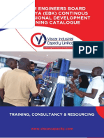 (Ebk) Cpd Training Catalogue