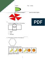 Maths Worksheet1
