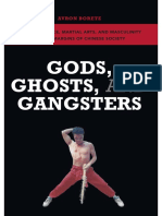 Boretz 2011 Gods, Ghosts, And Gangsters (Book)