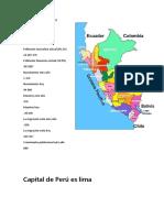 Reloj de Población Del Perú