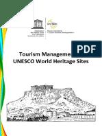 Tourism Management at UNESCO World Heritage Sites