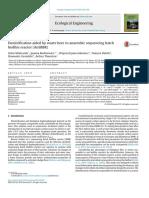 DenitrificationaidedbywastebeerinanaerobicsequencingbatchbiofilmreactorAnSBBR