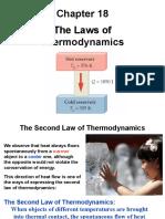 Lecture Thermodynamics
