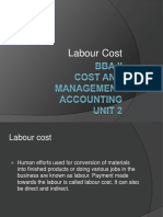 Labour Cost Classification
