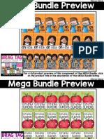 Brag Tag Mega Bundle Preview