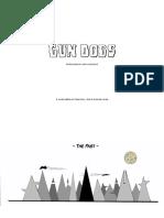Gun Dogs Rpg