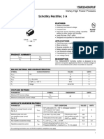 V3F_15MQ040NPbF_Schottky Rectifier, 3 A