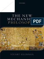 Stuart Glennan - The New Mechanical Philosophy (2017, Oxford University Press)