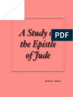 A Study on the Epistle of Jude by Jesse C. Jones