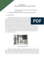 Antarmuka Mikrokontroler Dengan Led Dot Matrik.docx