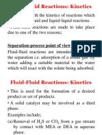 Fluid Fluid Reaction Kinetics Lecture Notes Incomplete (1)