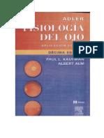 Adler, Fisiologia Del Ojo.kaufman
