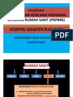 Disaster - Tot Pelatihan Non-struktural
