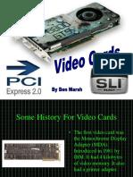 Video Card Presentation