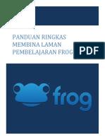 Panduan Ringkas Bina Laman FrogVle 2018