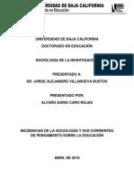 Act 2 Sociologia de La Educ ADCR