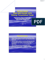 YP. Chandra - Sosialisasi SNI Penyelidikan Tanah Surabaya 2017-05-12