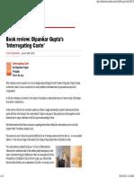 Book Review DipankarGupta InterrogatingCaste