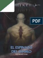 Numenera - El Espinazo Del Diablo