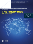 The Philippines Second Round Peer Review