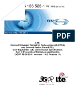 3GPP TS 36 523 (Rel 11)