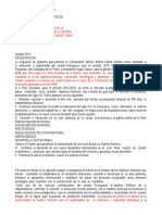 Plan de Gobierno Wilmar Castro 2013 2017