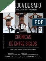 BOCA DE SAPO N°25 CRONICAS DE ENTRE SIGLOS