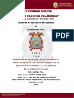 Tesis- Evaluacion de Las Causas de Asentamiento y Agrietamiento de Las Construcciones en La Urb.