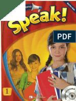 Everyone Speak 1 Students Book