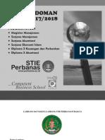 Buku Panduan Akademik Perbanas 2017-2018