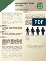 Nutritional Status of the Primitive Togutil Tribe Children - A Case Series