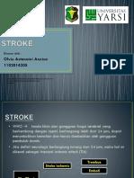 Stroke Ppt-1 (Olvie Astanaini a)