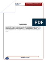 Informe Analisis Estructural II