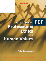 Professional Ethics and Human Values Book.pdf