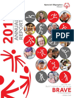 Special Olympics Missouri 2017 Annual Report