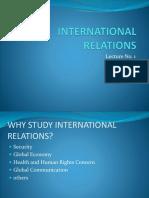 International Relations (1)