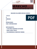 Monografia de Derecho Financiero