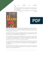 ESUMEN DE LA OBRA EL SEXTO.docx