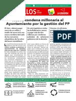 Bollullos con futuro / Boletín informativo nº29 / julio 2018