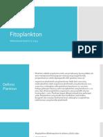 Fi to Plankton