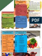 Leaflet Diet Jantung