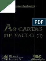As Cartas de Paulo II
