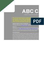 ABC Calc Ddd