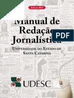 Manual de Redação Jornalística