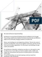 Ofi01-Architecture Beyond Building