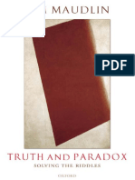 Truth and Paradox Solving the Riddles